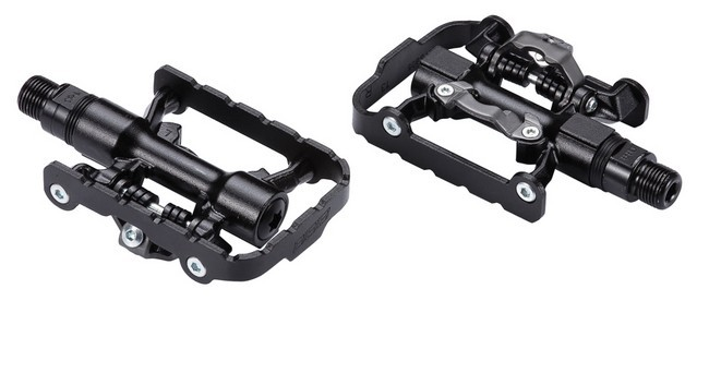 Педали BBB DualChoice black (BPD-23)
