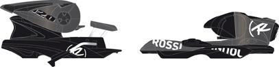 Горнолыжные крепления ROSSIGNOL 2010-11 AXIUM 120L TPI2 BLACK
