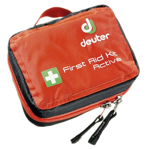 Аптечка Deuter 2016 First Aid Kit Active - EMPTY papaya