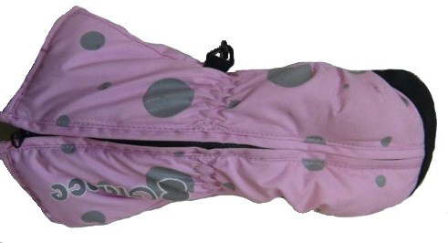 Варежки GLANCE Zip (lilac) лиловый