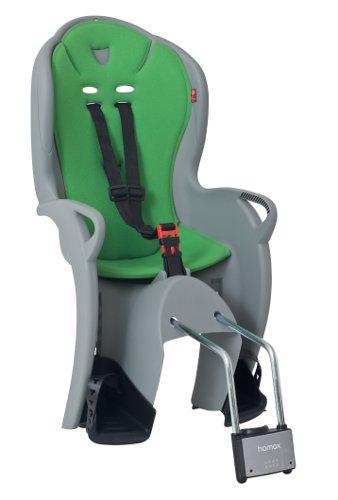 Детское кресло HAMAX KISS серый/зеленый