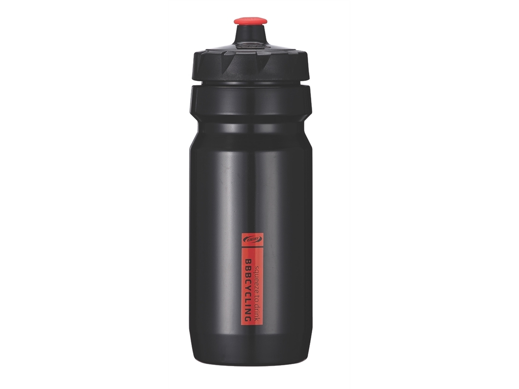Фляга вело BBB 550ml. CompTank black/red (BWB-01)