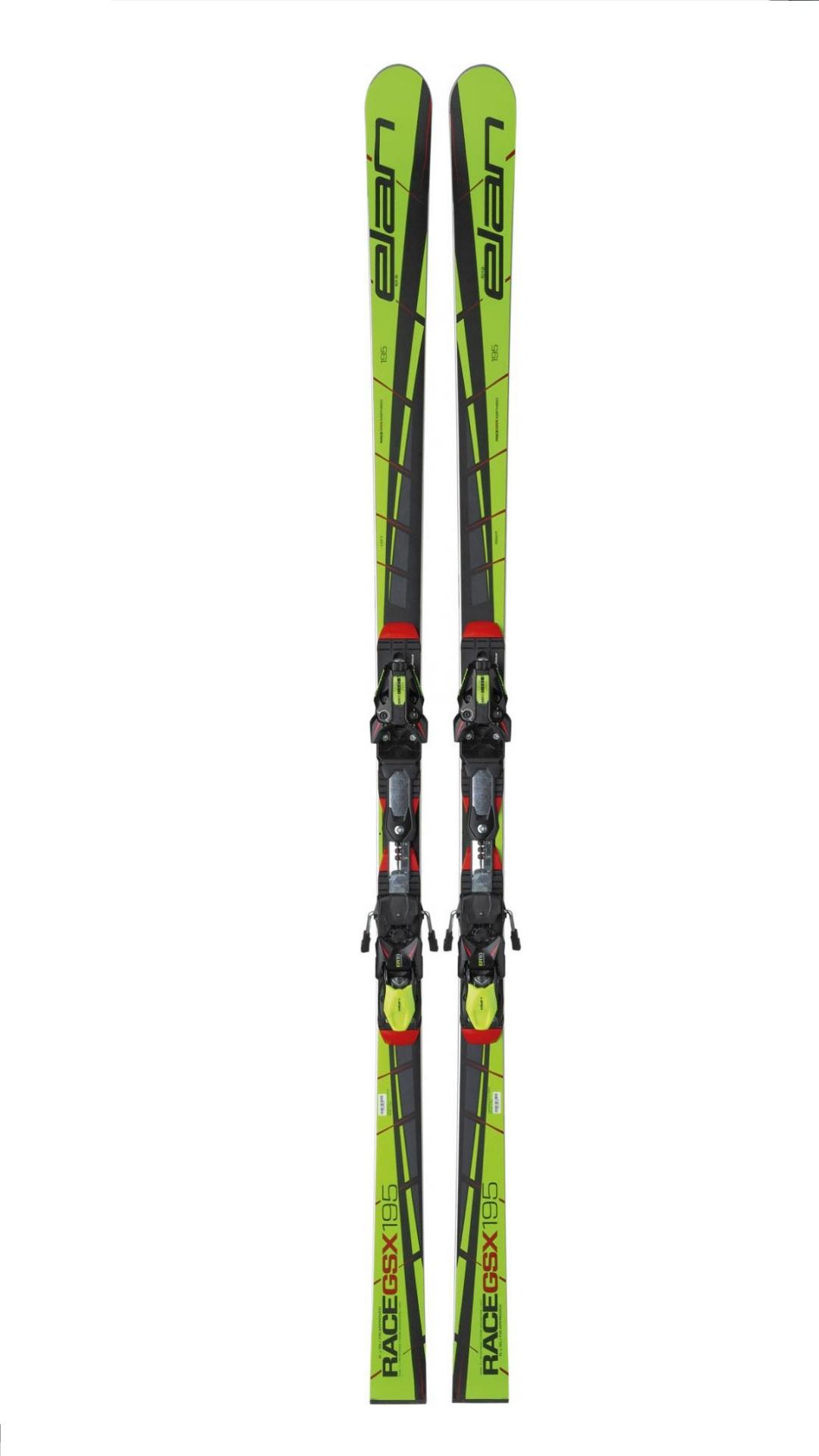 Горные лыжи Elan 2016-17 GSX WC PLATE