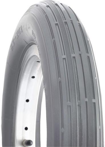 Велопокрышка RUBENA V20 JUMBO 10 x 1,75 x 2 (50-200) PC серый