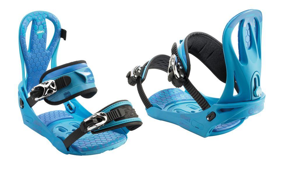 Сноуборд крепления Elan 2015-16 XENON BLUE