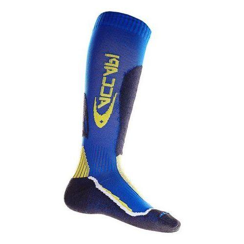Носки ACCAPI SKIBIOSILK blue (синий)