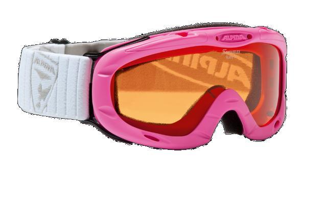 Очки горнолыжные Alpina Ruby S rose _SH S1
