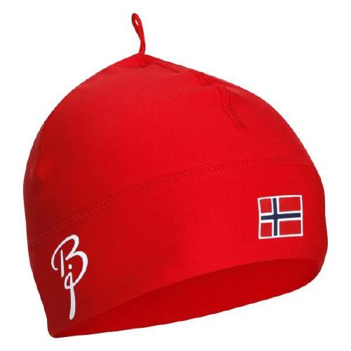Шапки Bjorn Daehlie Hat POLYKNIT Flag Formula One Flag (красный)