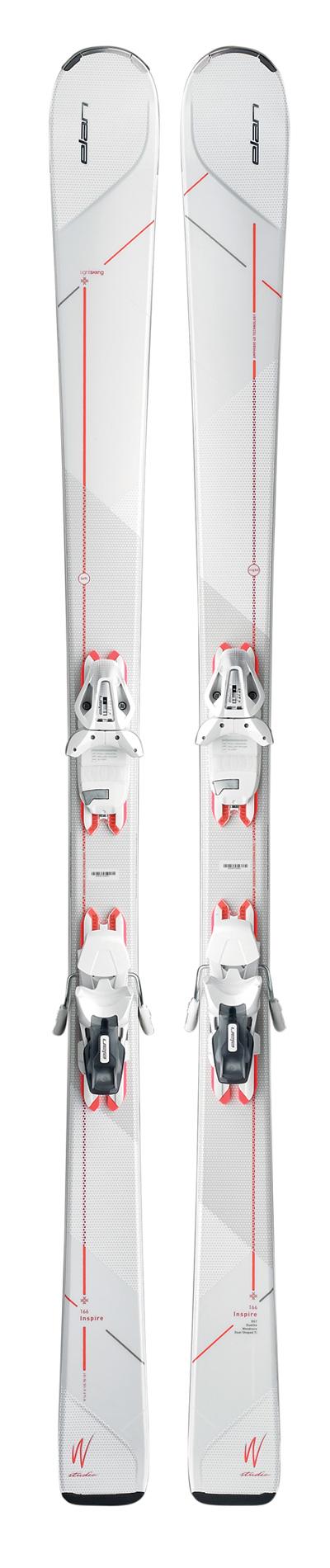 Горные лыжи с креплениями Elan 2016-17 INSPIRE PS ELW 10.0