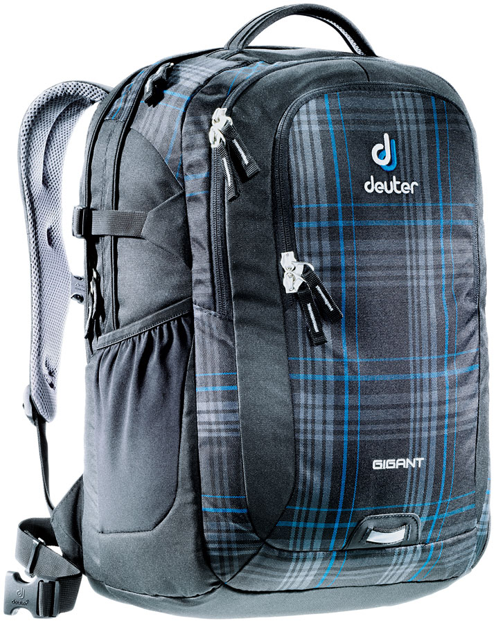 Рюкзак Deuter 2016-17 Giga Bike blueline check
