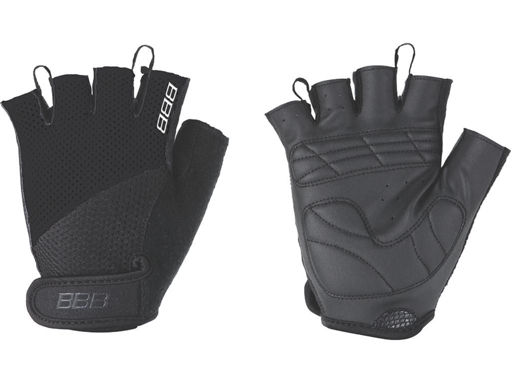 Перчатки велосипедные BBB Chase black (BBW-49)