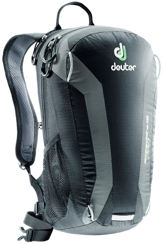 Рюкзак Deuter 2016-17 Speed lite 15 black-granite