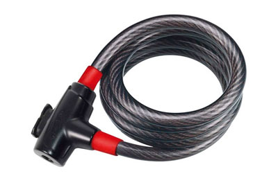 Замок велосипедный BBB PowerLock coil cable 15mm x 1800mm (BBL-41)