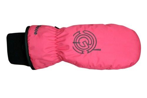 Варежки GLANCE Phoenix JR Mitten (pink) розовый