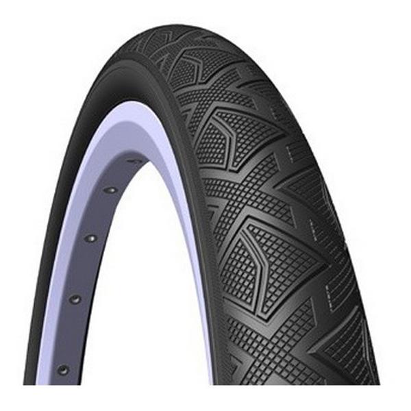 Велопокрышка RUBENA R03 DOM 44-406 20 x 1,60 Classic (510951889042) черный