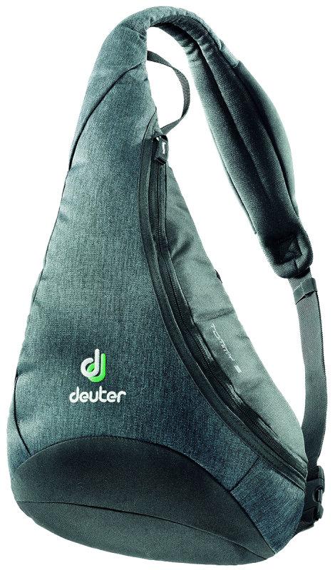 Сумка на плечо Deuter 2016-17 Tommy S dresscode-black