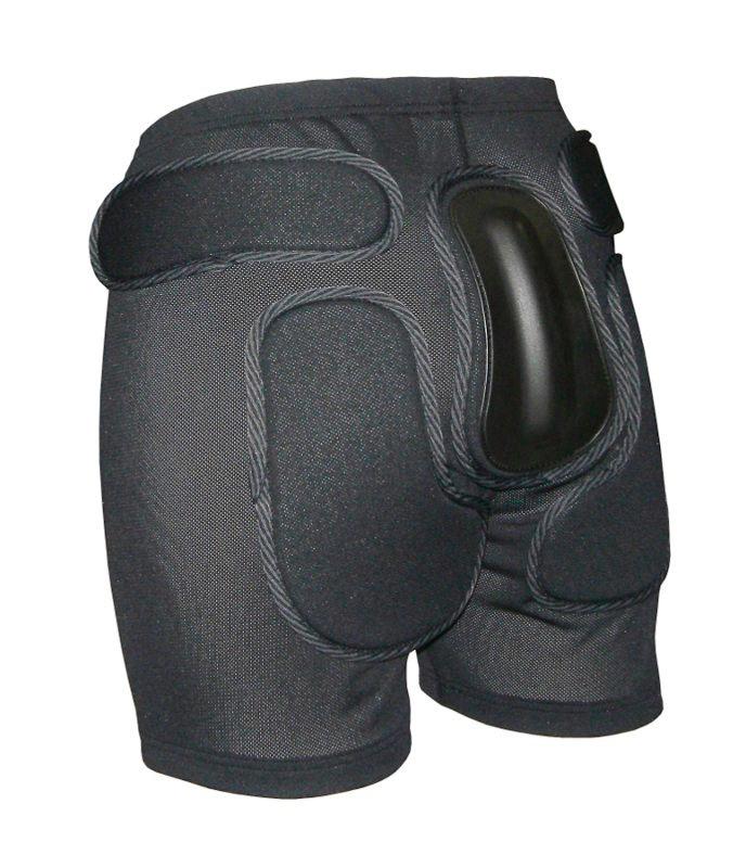 Защитные шорты BIONT 2016-17 Сноуборд черный
