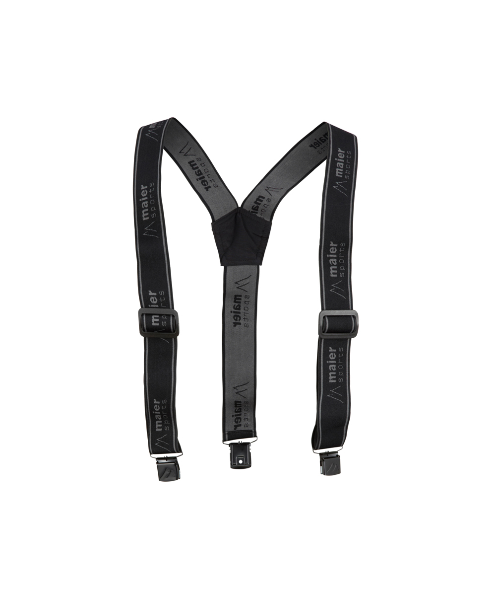 Подтяжки MAIER 2014-15 Accessories Suspender black (чёрный)