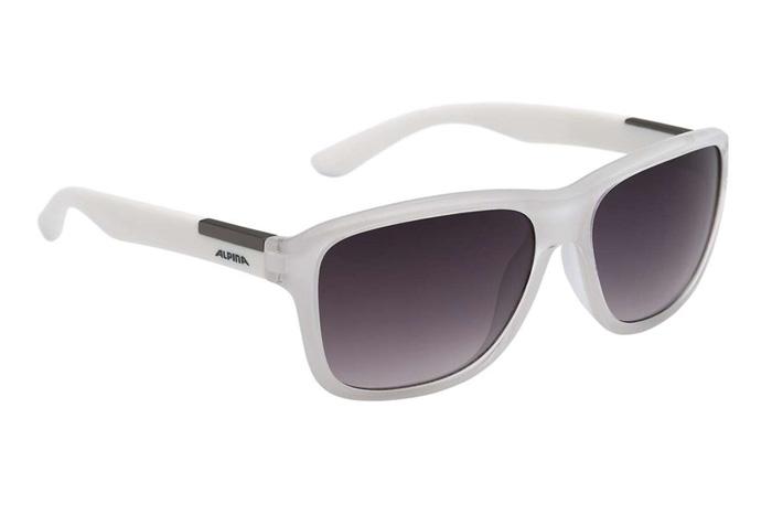 Очки солнцезащитные ALPINA 2015-16 CASUAL A 111 white transparent