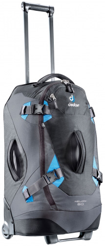 Сумка на колесах Deuter 2015 Travel Helion 60 black-ocean