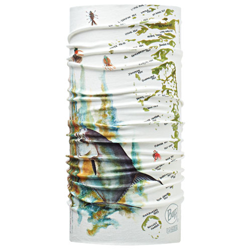 Бандана BUFF High UV Protection BUFF HIGH UV BUFF FLORIDA KEYS