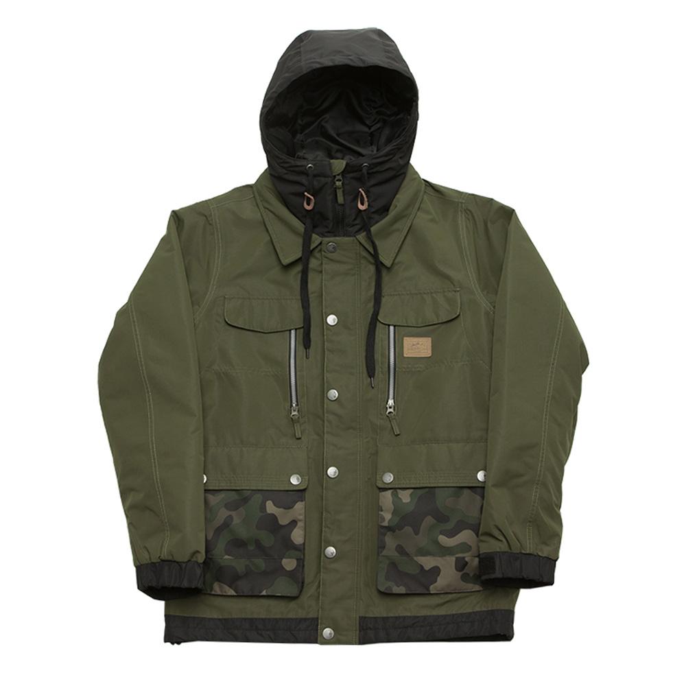 Куртка сноубордическая ROMP 2016-17 720? Jacket ARMY