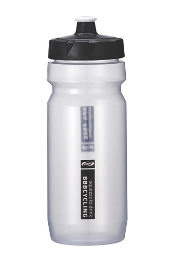 Фляга вело BBB 550ml. CompTank clear/black (BWB-01)