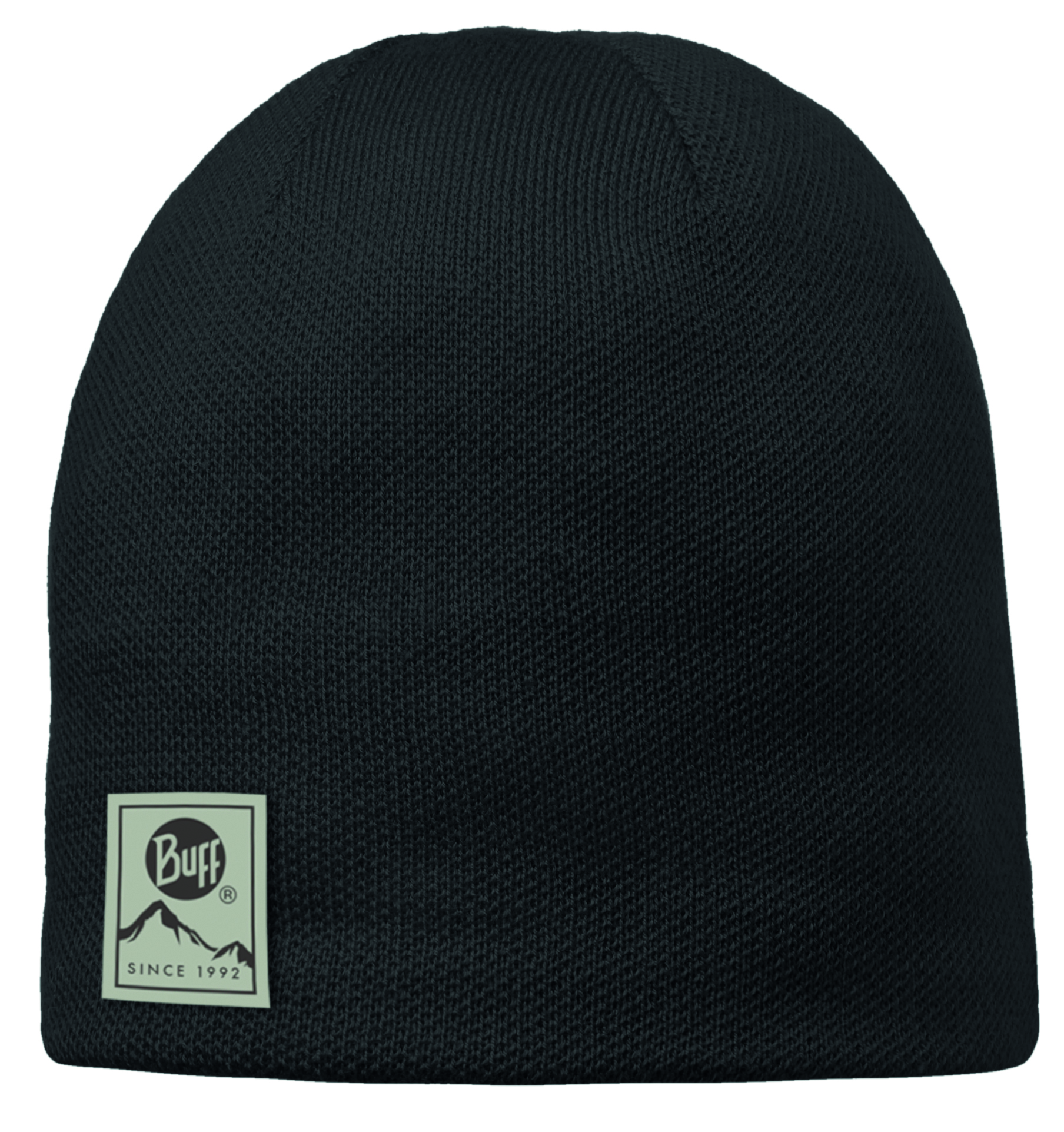 Шапка BUFF 2015-16 KNITTED HATS BUFF SOLID BLACK