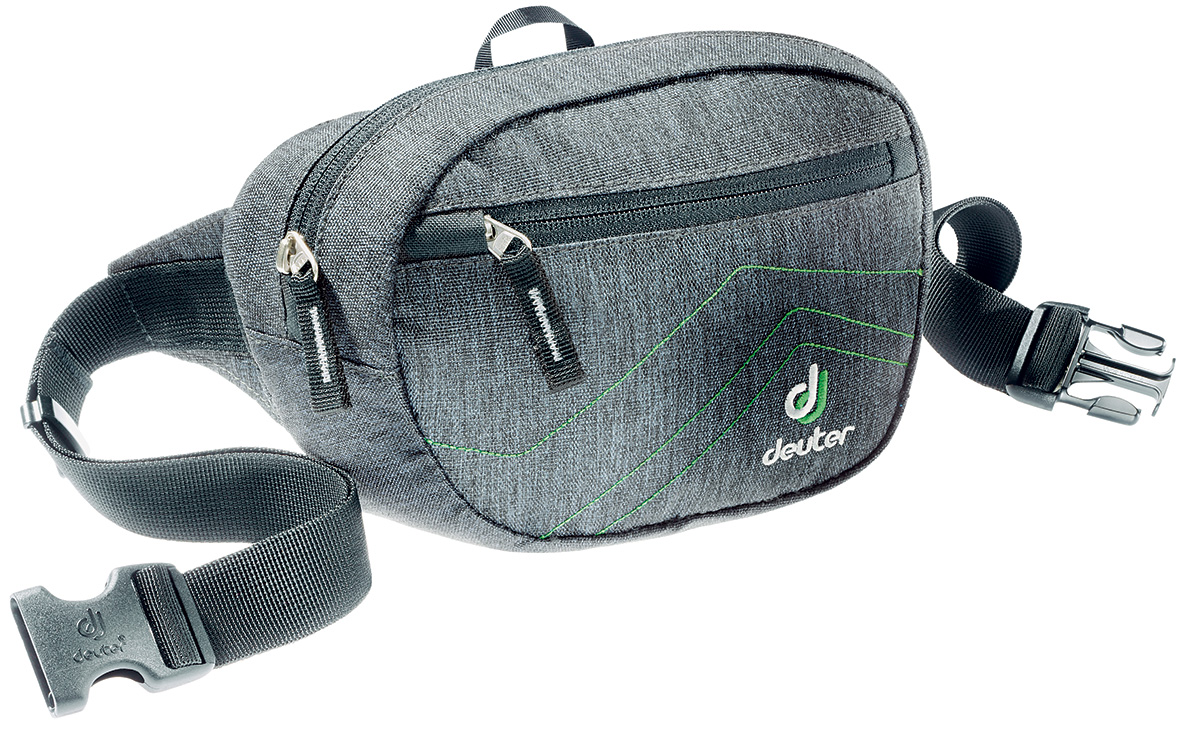 Сумка поясная Deuter 2015 Accessories Organizer Belt dresscode-black