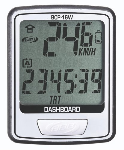 Компьютер BBB DashBoard 12 functions white (BCP-16W)