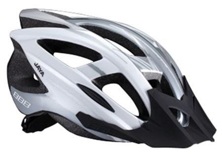 Летний шлем BBB Jaya white (BHE-28)