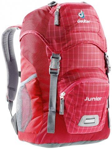 Рюкзак Deuter 2015 Family Junior raspberry check