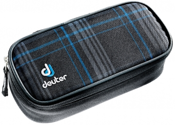 Пенал Deuter 2015 School Pencil Case blueline check