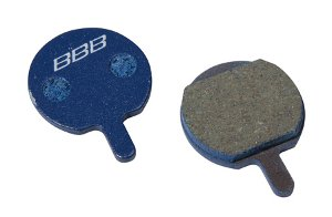 Тормозные колодки BBB DiscStop comp.w/Hayes SOLE hydraulic, MX2/MX3 mechanical (BBS-48) - артикул: 613020354