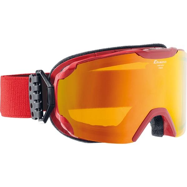 Очки горнолыжные Alpina PHEOS MM red_MM red S2
