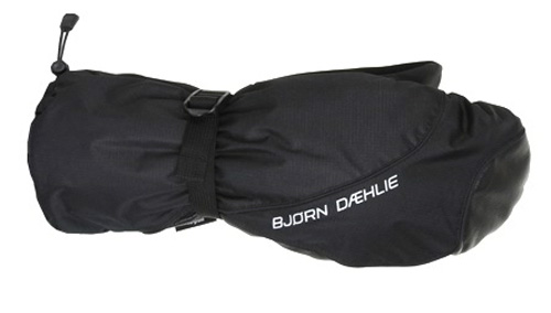Варежки Bjorn Daehlie Mittens MINUS (Black) черный