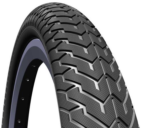 Велопокрышка RUBENA V88 ZIRRA R 20 x 2,10 (54-406) RPM черный