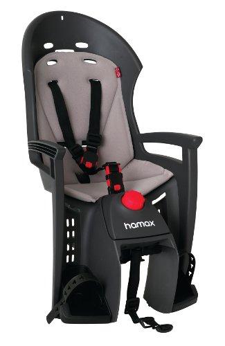 Детское кресло HAMAX SIESTA PLUS INCL. LIGHTWEIGHT CARRIER серый/серый