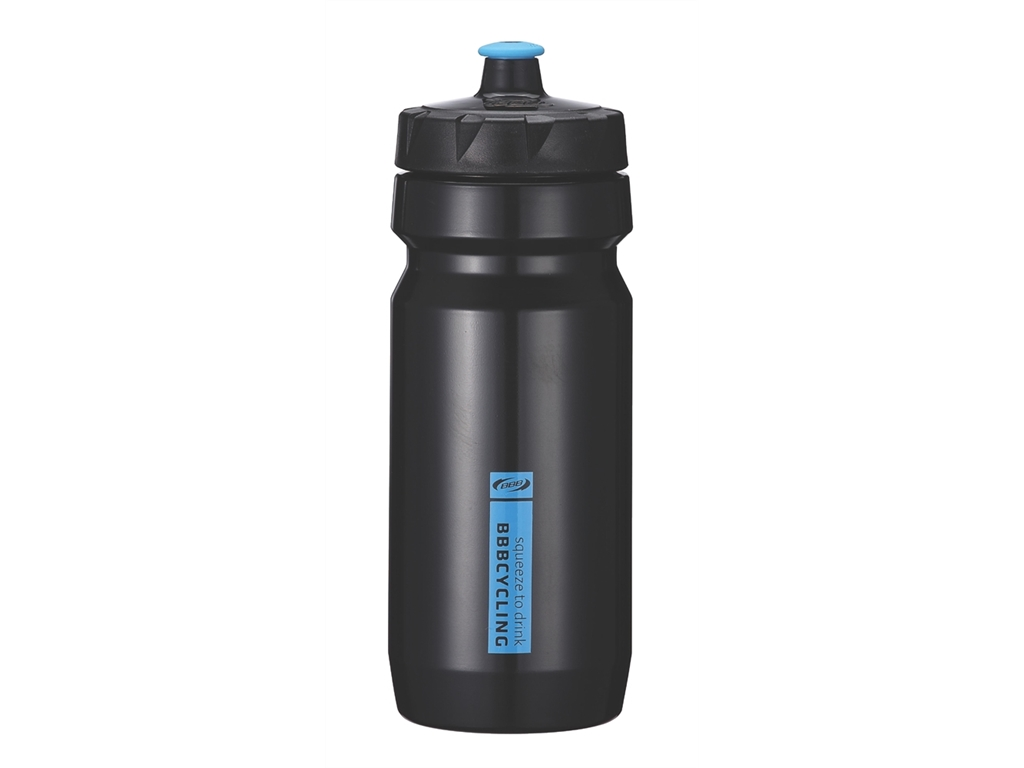 Фляга вело BBB 550ml. CompTank black/blue (BWB-01)