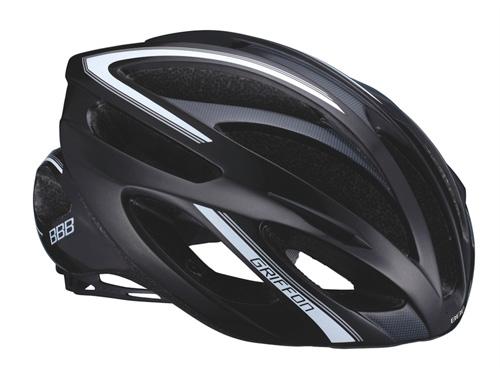 Летний шлем BBB Griffon black (BHE-25)