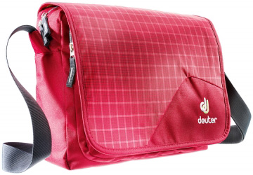 Сумка на плечо Deuter Shoulder bags Attend raspberry check