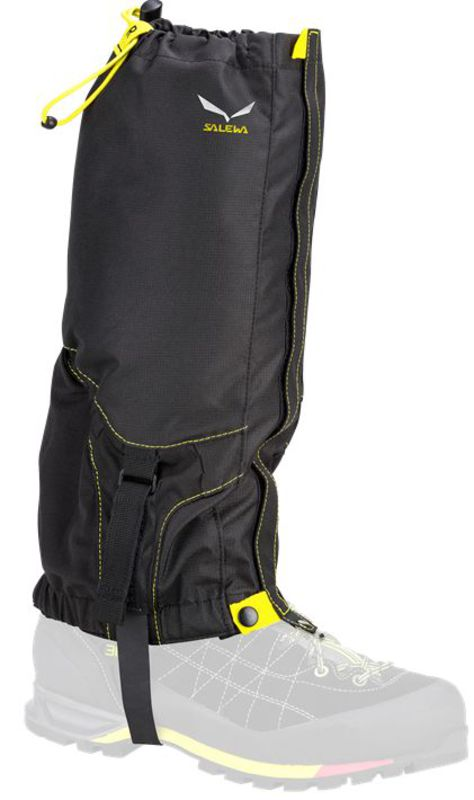 Гетры Salewa Gaiters TREKKING GAITER BLACK / - артикул: 699810352