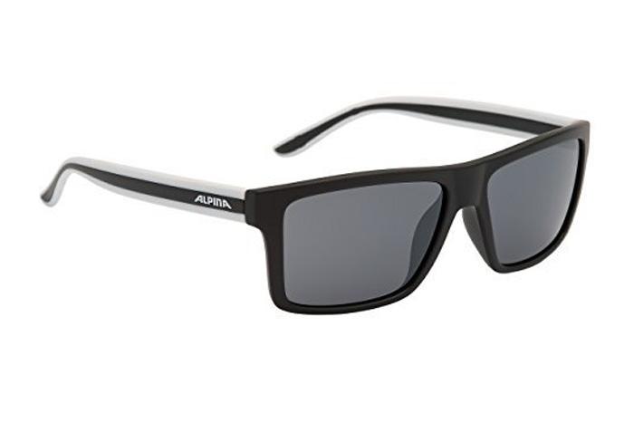Очки солнцезащитные ALPINA 2015-16 SPORT STYLE LENYO black matt-white
