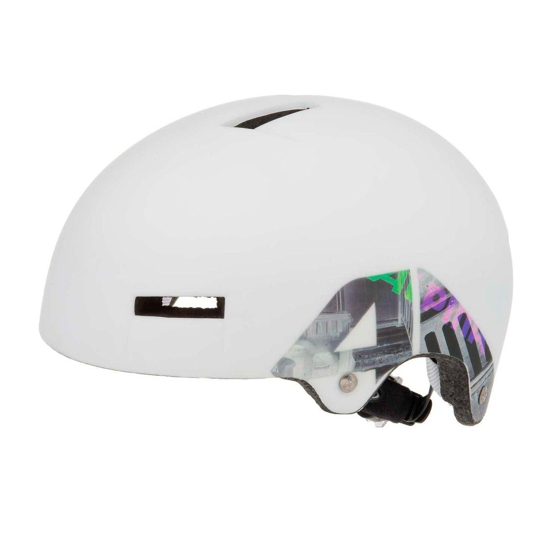 Летний шлем ALPINA PARK AIRTIME white print