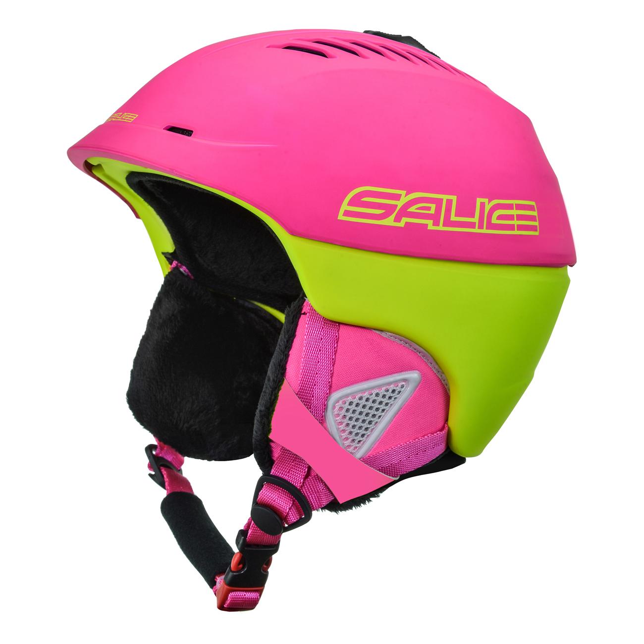 Зимний Шлем Salice 2016-17 XTREME FUCHSIA