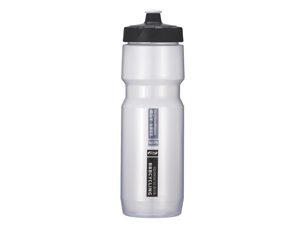 Фляга вело BBB 750ml. CompTank clear/white (BWB-05)