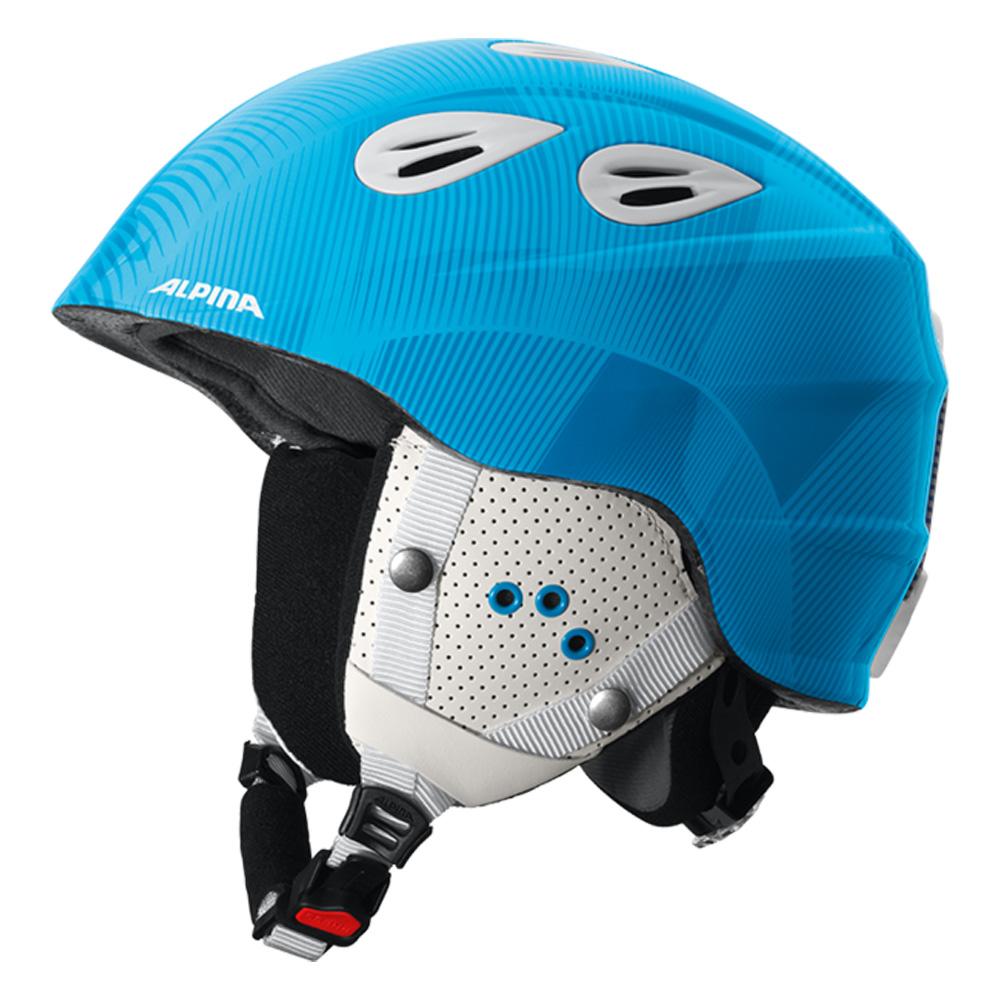Зимний Шлем Alpina GRAP 2.0 JR blue-white