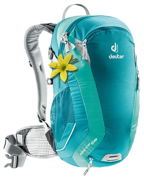 Рюкзак Deuter 2016 Bike One 18 SL petrol-mint - артикул: 680740283