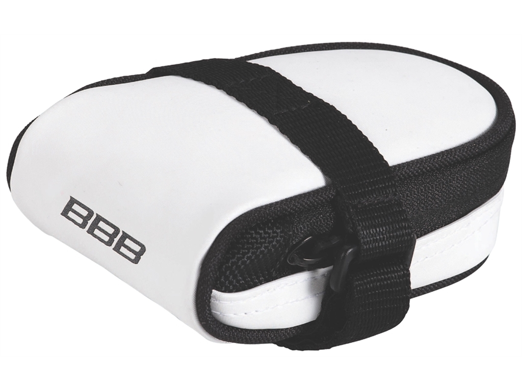 Велосумка BBB RacePack matt white (BSB-14)