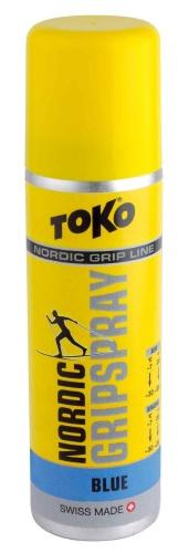 Спрей TOKO Grip Line Nordic GripSpray (синяя, -10С/-30, 70мл)